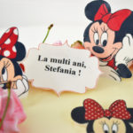 tort Minnie Mouse roz degrade 05