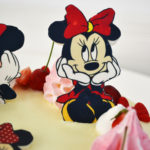 tort Minnie Mouse roz degrade 06