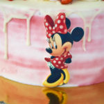 tort Minnie Mouse roz degrade 07